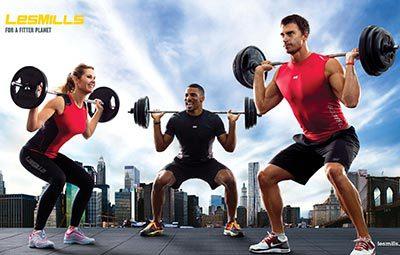 Body Pump στο Gym