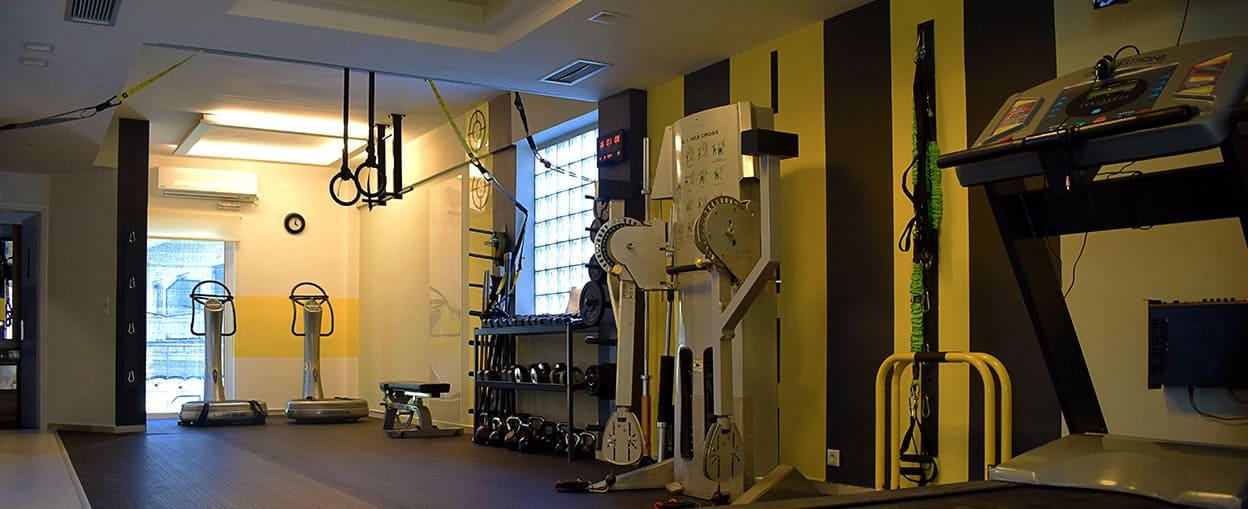 Functional Training στο Gym