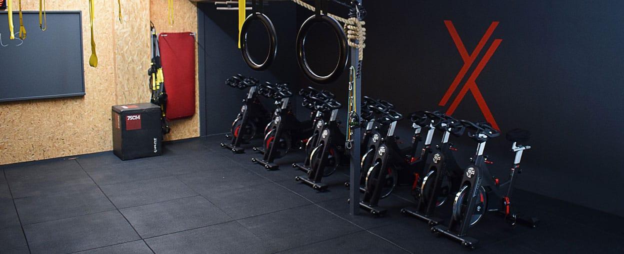 Cycling στο Nexus Gym