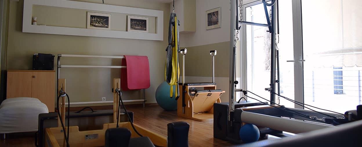 Pilates Reformer στο Gym