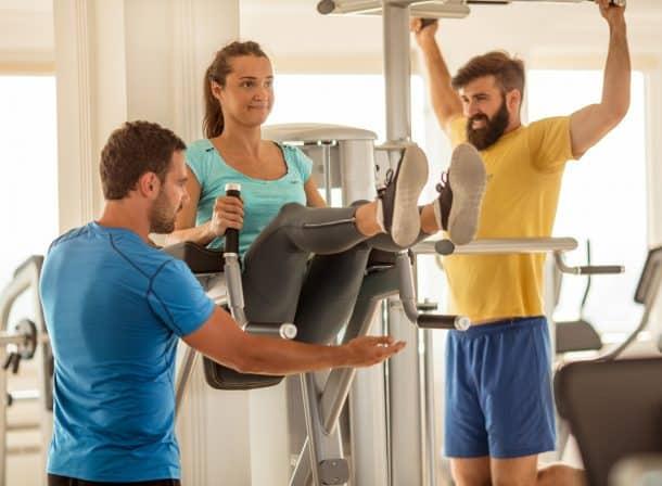 1 προς 2 Personal Training στο Nexus Gym