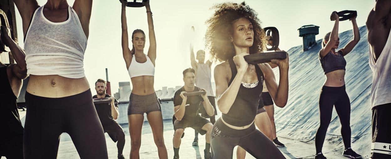 Grit στο Γυμναστήριο