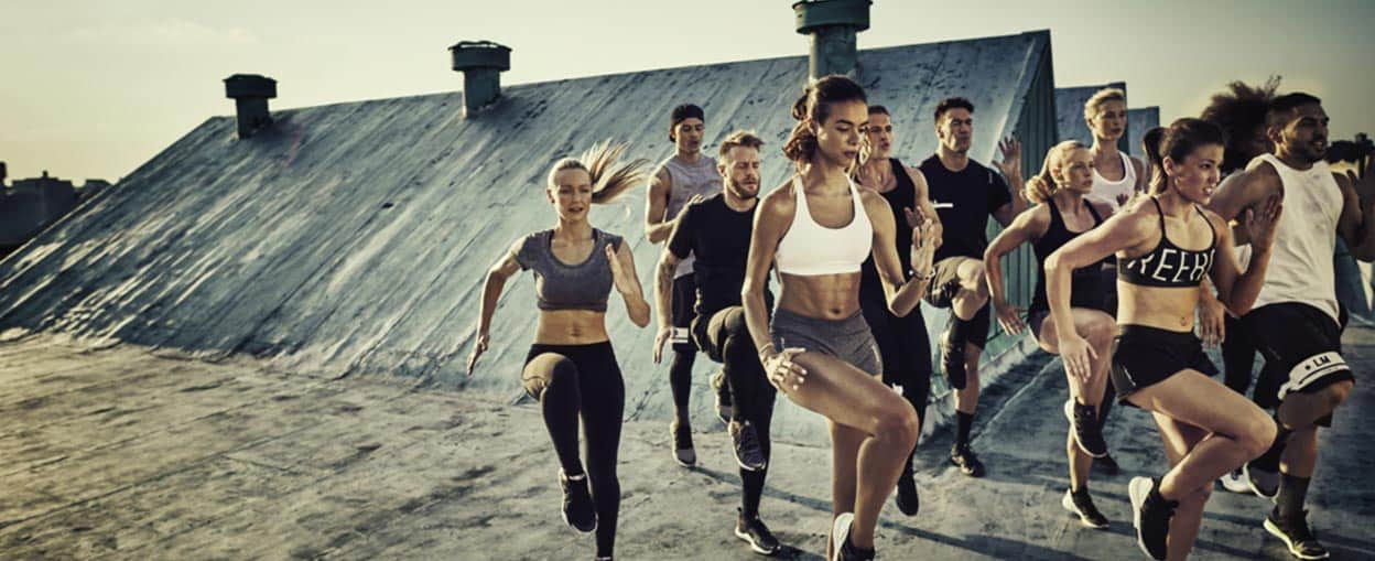 Grit στο Nexus Gym