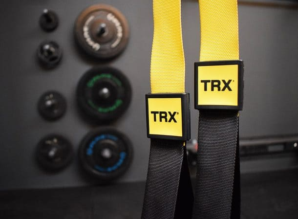 TRX-Sprint στο Nexus Gym