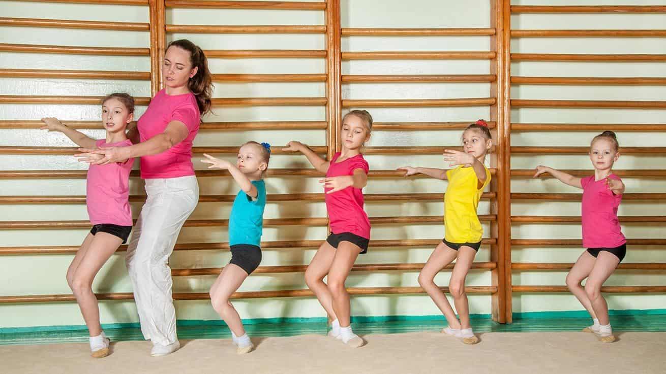 Ξενάγηση στα Apps Παιδιών στο Nexus Gym