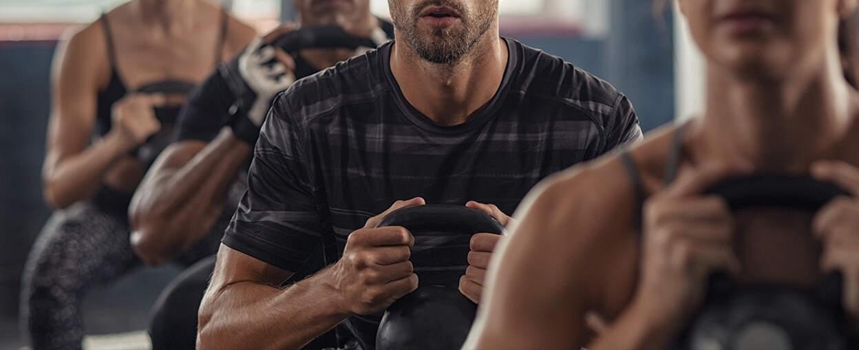 Cross9 στο Γυμναστήριο