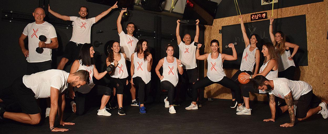 Η ομάδα του Nexus Gym